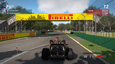 F1 2013 Melbourne Screenshot