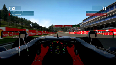 F1 2013 Spa - Screenshot PC