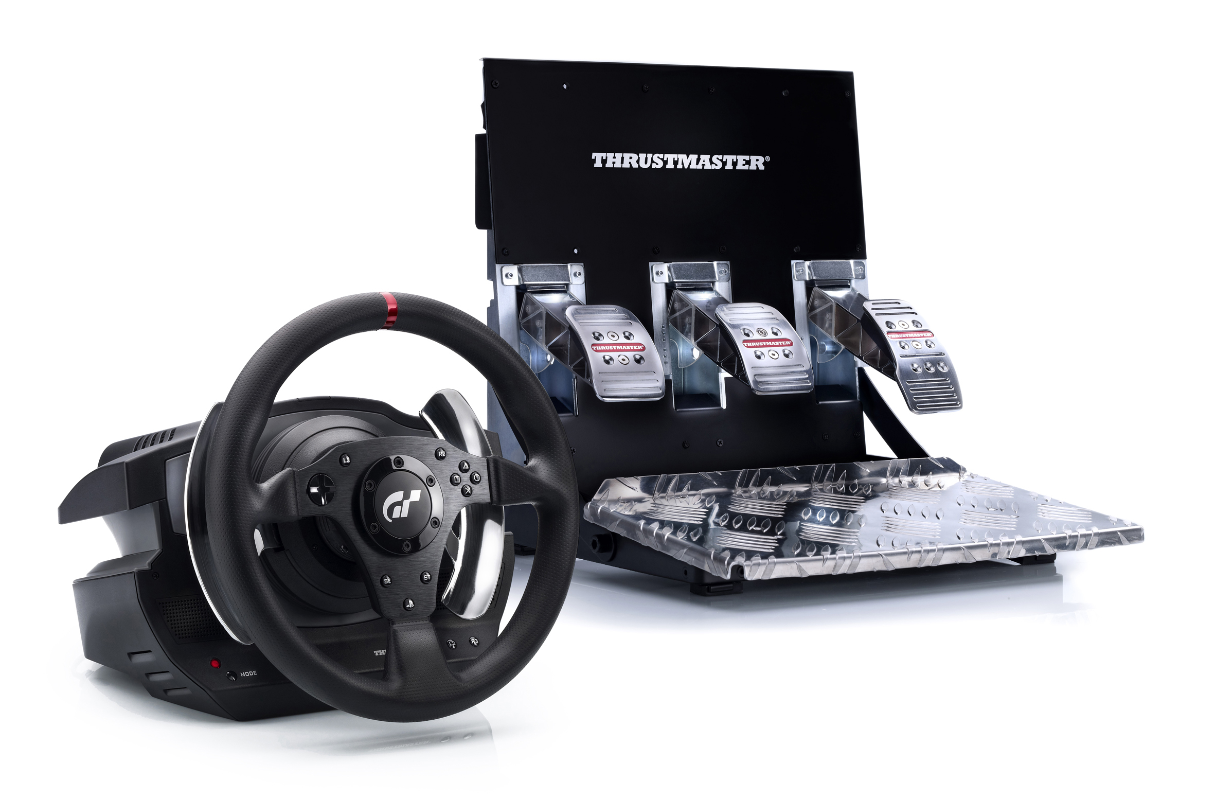 Thrustmaster T500RS Wheel and Pedals